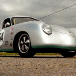 '54 Porsche 356 pre A 1500 GS Carrera compétition... Pure !