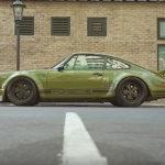 Porsche 964 RWB Thailand... La grenouille !