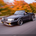 "Saab 900 Turbo Cab - ""Born from jets"" !"