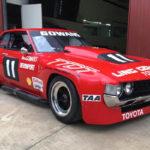 Bruce Gowans Toyota Celica – Avec un V8 Repco