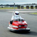 L'auto-tamponneuse la plus rapide du monde !