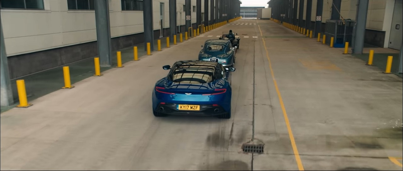 Vous aimez Aston Martin ? Alors matez ça... 5
