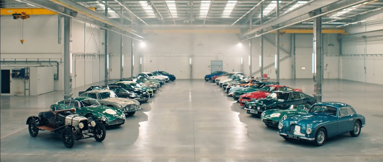 Vous aimez Aston Martin ? Alors matez ça... 4