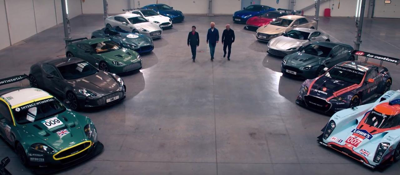 Vous aimez Aston Martin ? Alors matez ça... 2