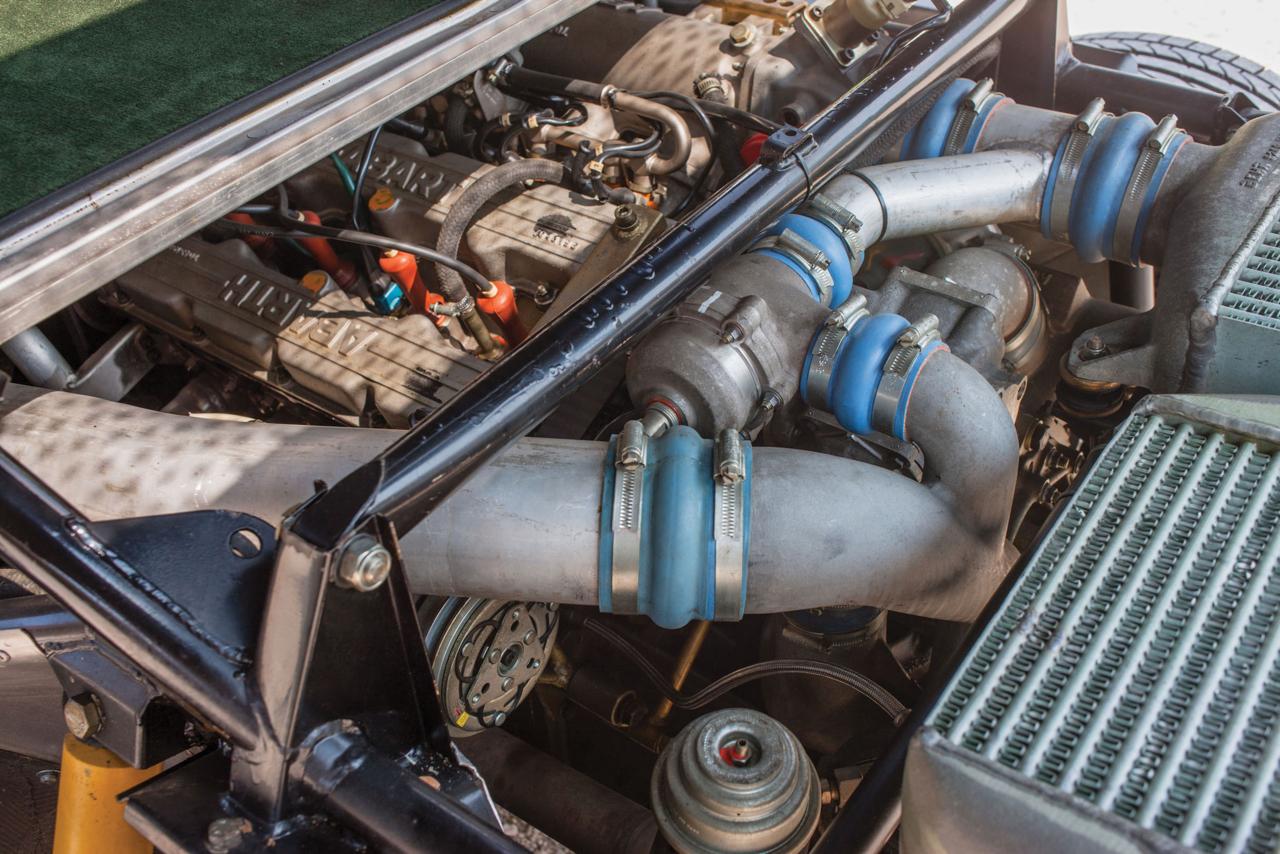 Lancia Delta S4 Stradale... Turbo & compresseur ! 15