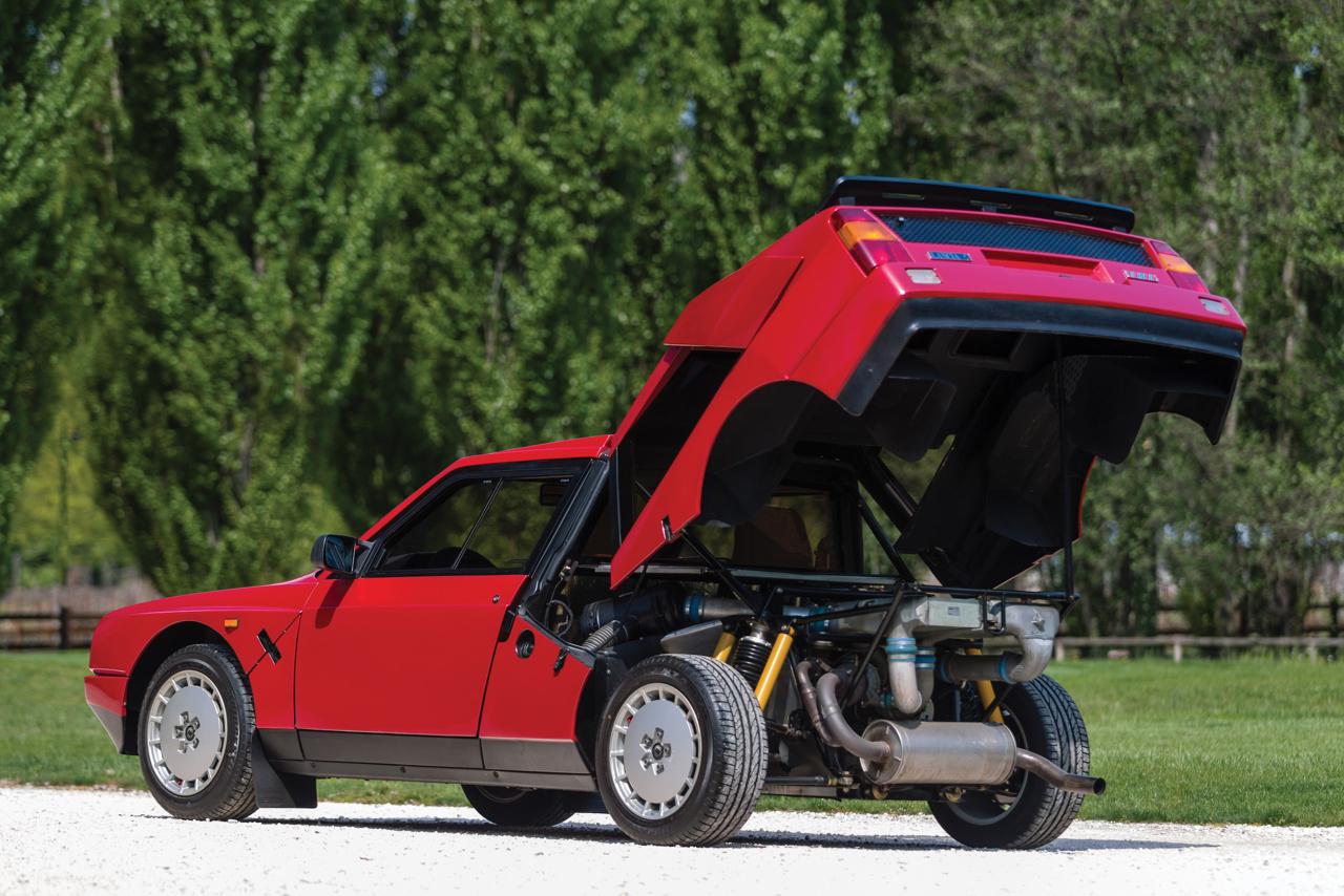 Lancia Delta S4 Stradale... Turbo & compresseur ! 6
