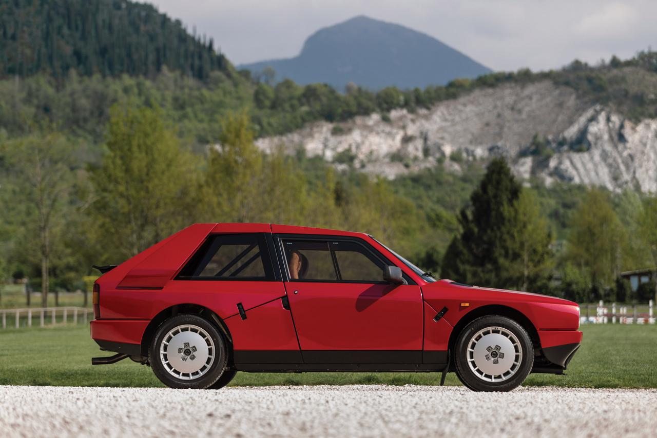Lancia Delta S4 Stradale... Turbo & compresseur ! 5