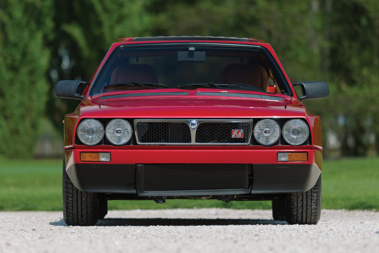 Lancia Delta S4 Stradale... Turbo & compresseur ! 2
