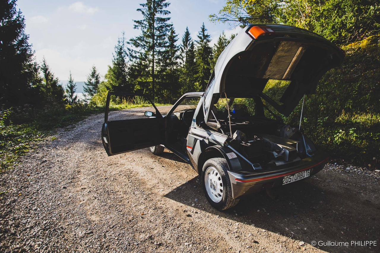 Peugeot 205 T16 - Le lion a bouffé de l'escargot ! 9