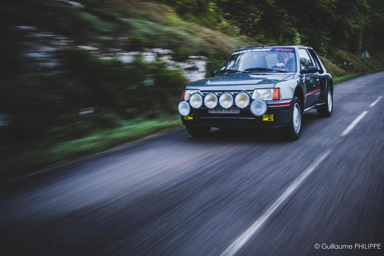 Peugeot 205 T16 - Le lion a bouffé de l'escargot ! 8