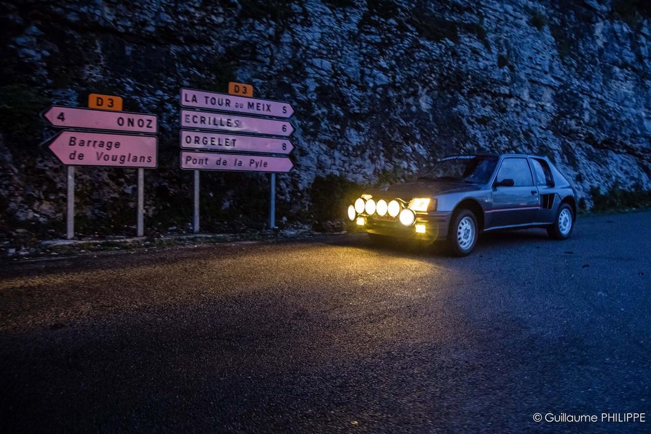 Peugeot 205 T16 - Le lion a bouffé de l'escargot ! 7