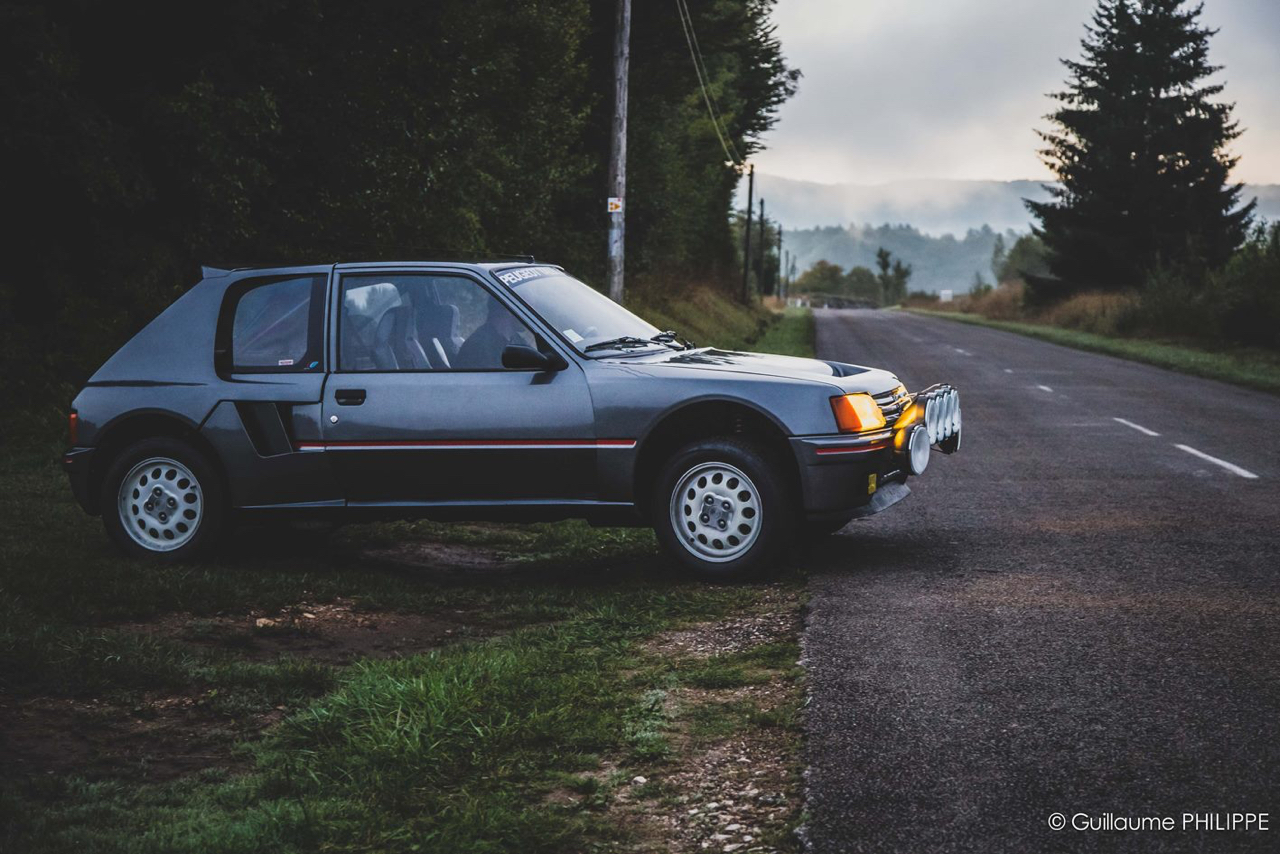 Peugeot 205 T16 - Le lion a bouffé de l'escargot ! 3