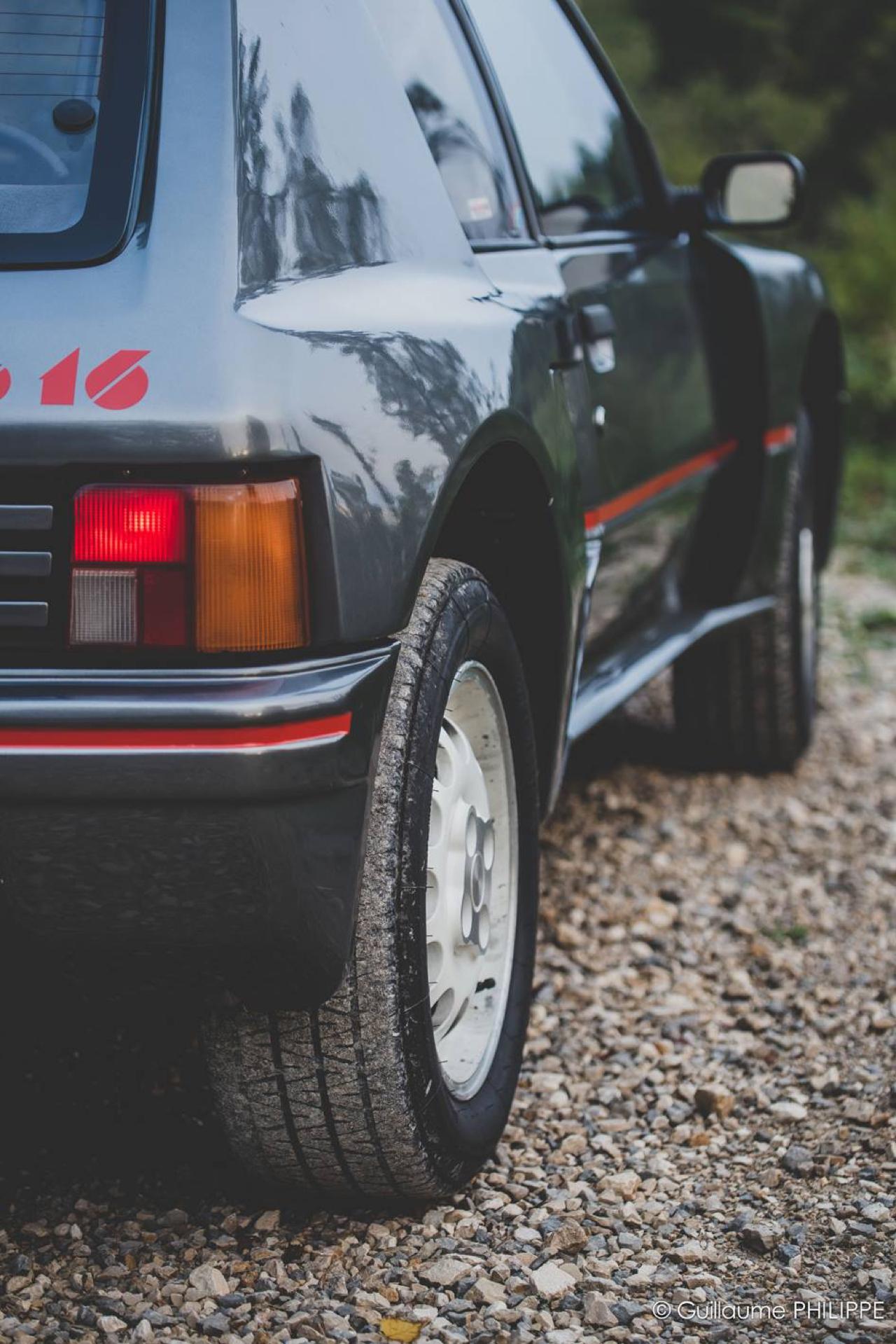 Peugeot 205 T16 - Le lion a bouffé de l'escargot ! 2