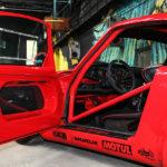 Porsche 911 RS 3.5 Red Evolution - DP Motorsport fait sa révolution ! 55