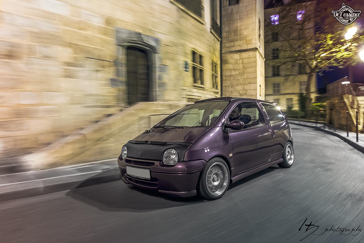Fred's Renault Twingo - Un jeu de jantes et puis... 1