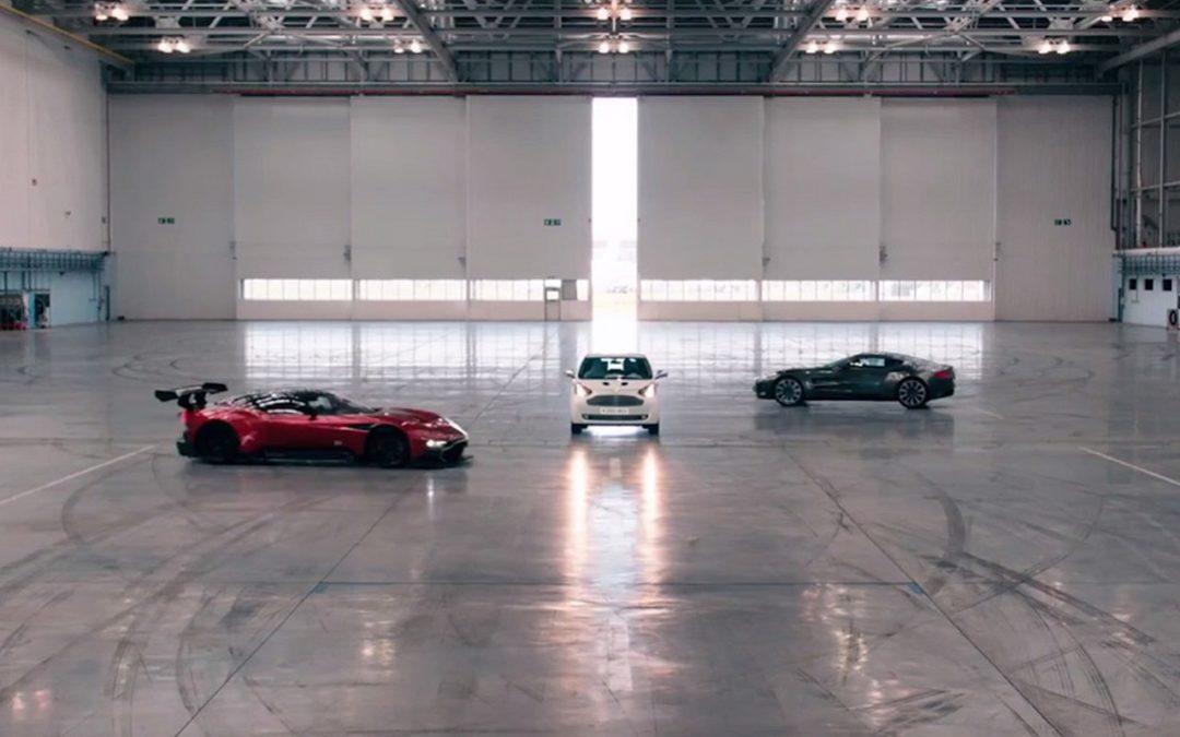 Vous aimez Aston Martin ? Alors matez ça…