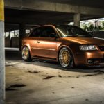 Audi S3 Brown - Vous aimez les brunes ?