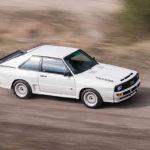 Audi Quattro Sport – Châssis court, turbo et muscu !
