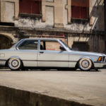 Pierre's BMW E21 - Le retour du come back !