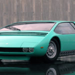Bizzarrini Manta - Diabolo menthe !
