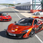McLaren P1 vs LaFerrari vs Porsche 918 : Le Drag Race encore plus ultime !