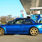 Une Subaru Impreza WRC en daily... Vous en rêviez ? Junya l'a fait !