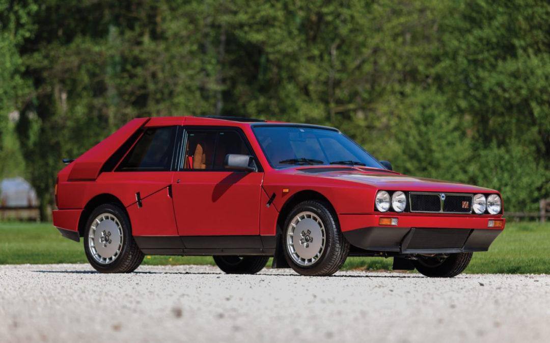 Lancia Delta S4 Stradale… Turbo & compresseur !