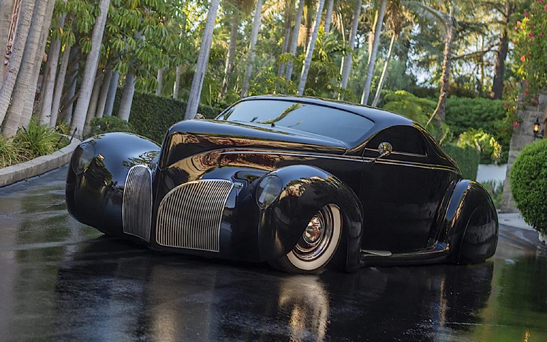 """'39 Lincoln Zephyr """"Scrape"""" – Même le custom a ses légendes !"""