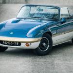 '73 Lotus Elan Sprint 5 - L'ennemi, c'est le poids.