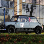 "'86 Mini Cooper - ""Rebel in light"" !"