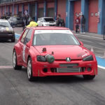 Peugeot 106 S16 Turbo Time Attack... Avec 500 ch sous l'capot !