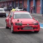 Peugeot 106 S16 Turbo Time Attack... Avec 500 ch sous l'capot !