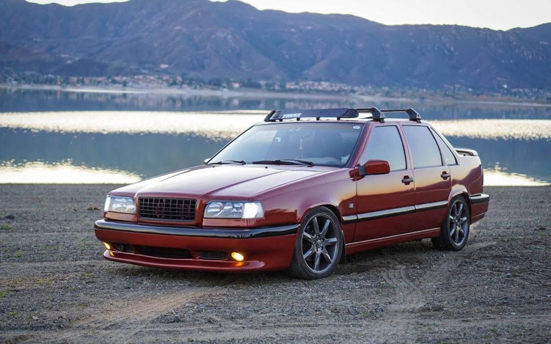 Volvo 850 T5 : «The Brick»