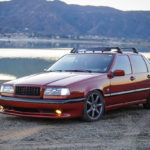 "Volvo 850 T5 : ""The Brick"""