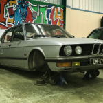 Bagged BMW E28 520i... Low & Flow ! 36