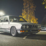 Bagged BMW E28 520i... Low & Flow ! 33