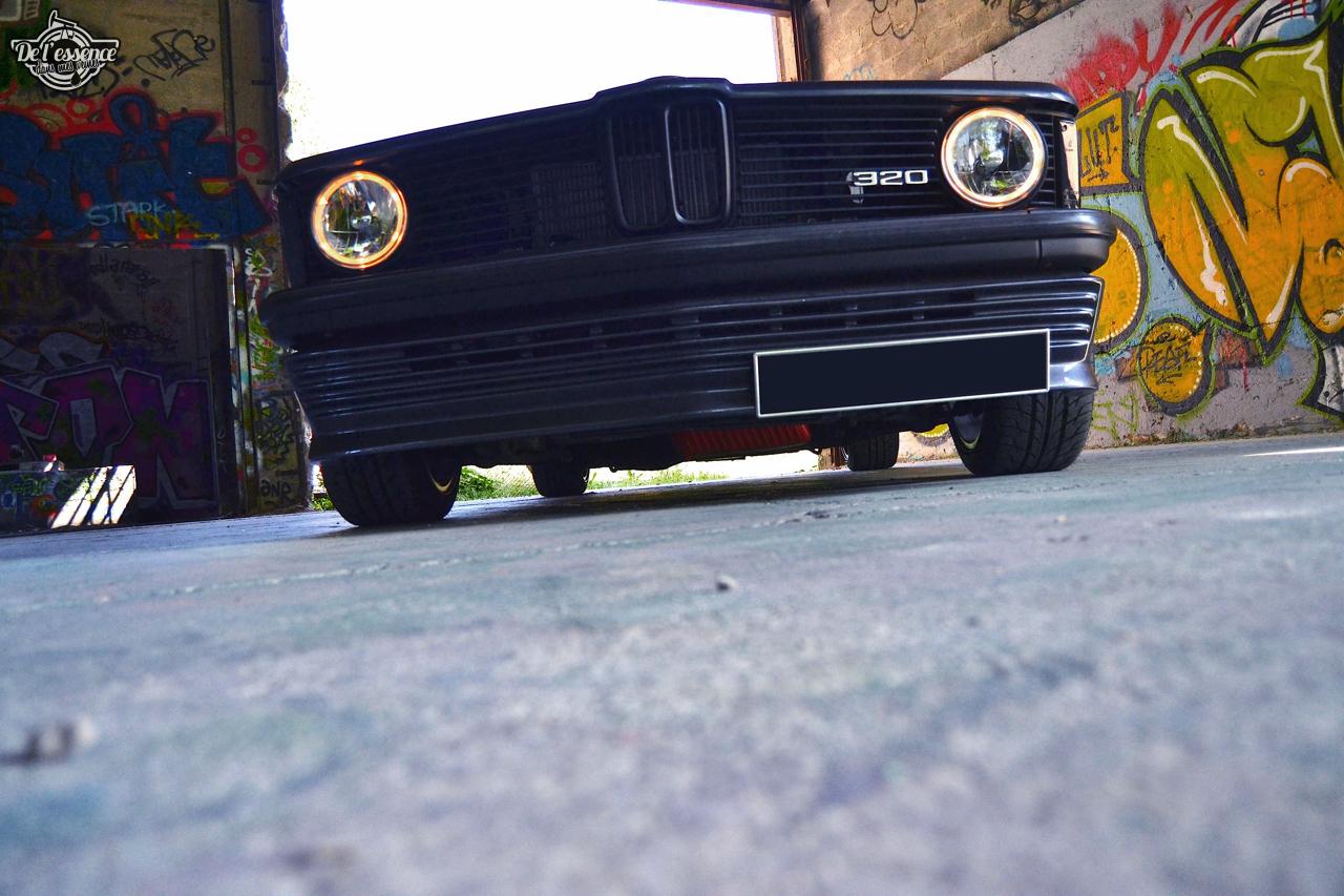 Fabrice's BMW 320-5i E21 - Sauvée des eaux ! 15
