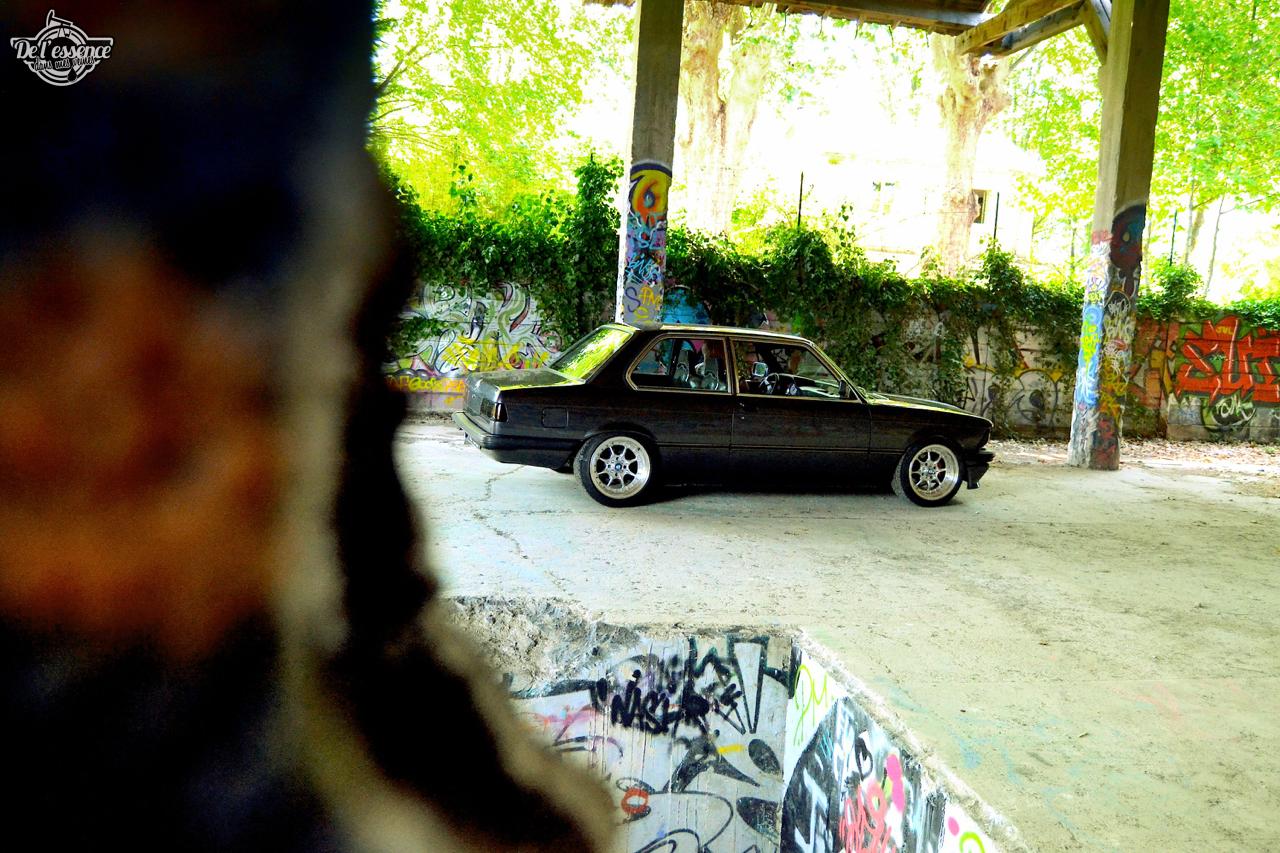 Fabrice's BMW 320-5i E21 - Sauvée des eaux ! 33