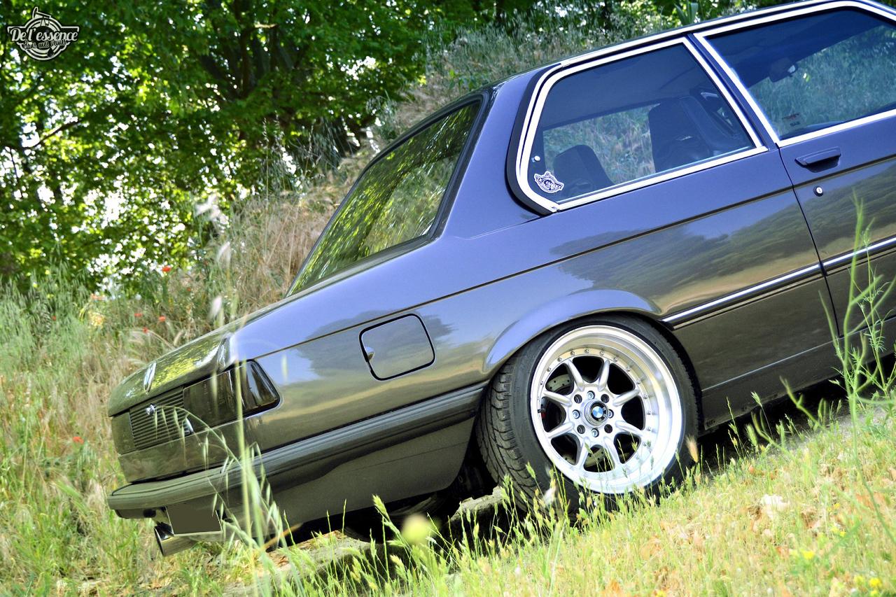 Fabrice's BMW 320-5i E21 - Sauvée des eaux ! 20