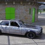 Mercedes W116 280 SE - Ol'dirty bastard ! 36