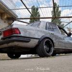 Mercedes W116 280 SE - Ol'dirty bastard ! 29