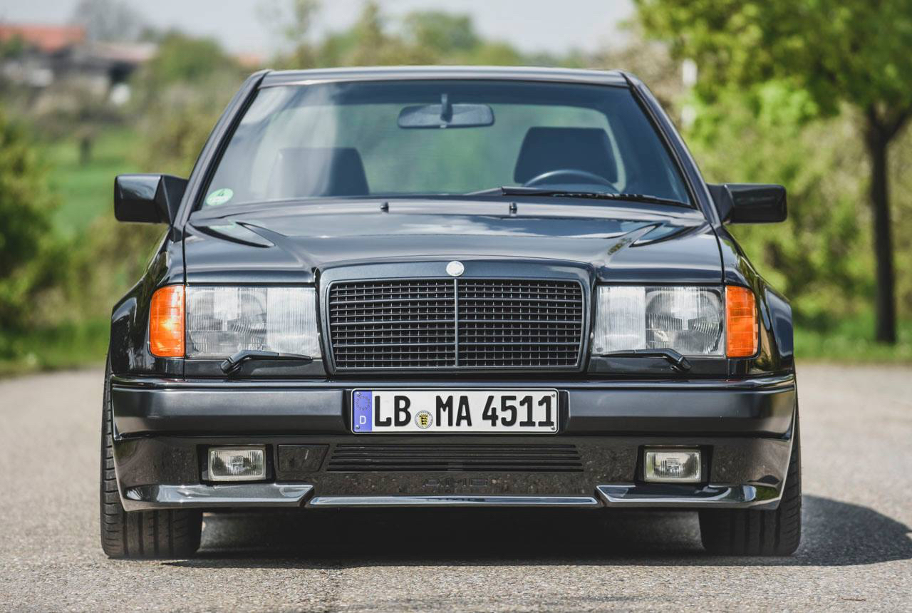 Mercedes 300 CE AMG 6.0 - Here come the Hammer ! 5