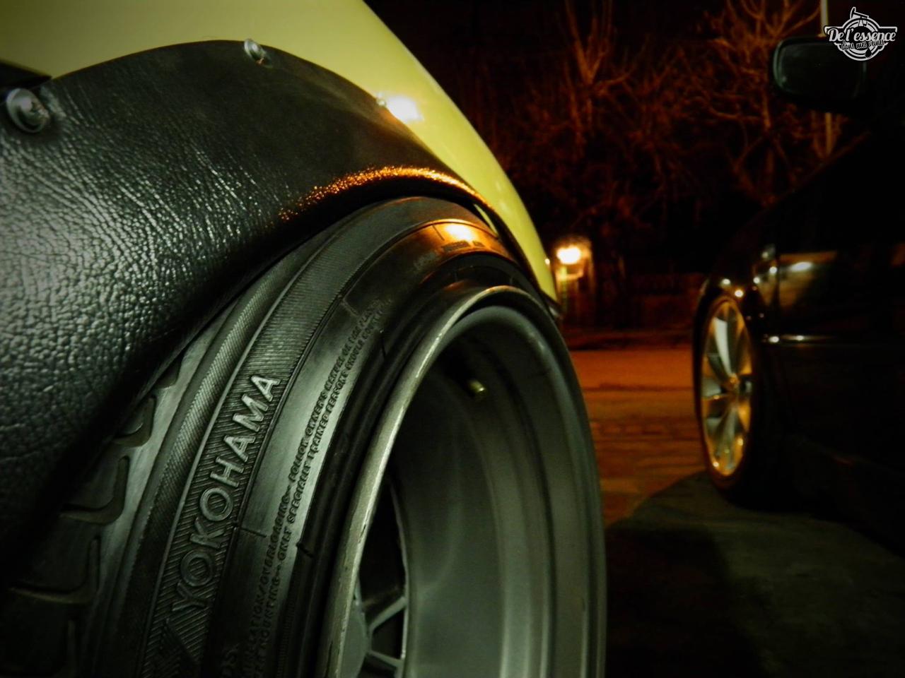 """'76 Gustavo's Peugeot 504 XSE - """"El Vieji"""" 6"""