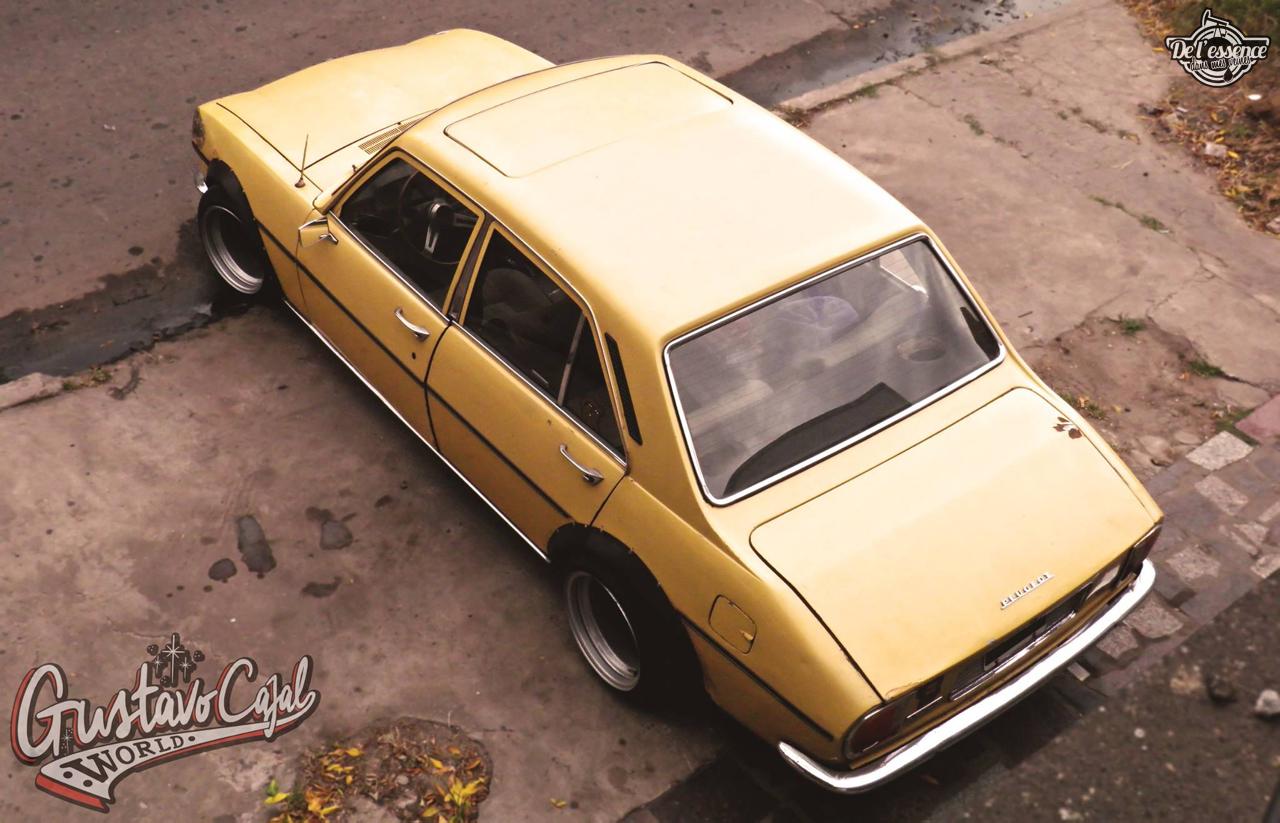 """'76 Gustavo's Peugeot 504 XSE - """"El Vieji"""" 7"""