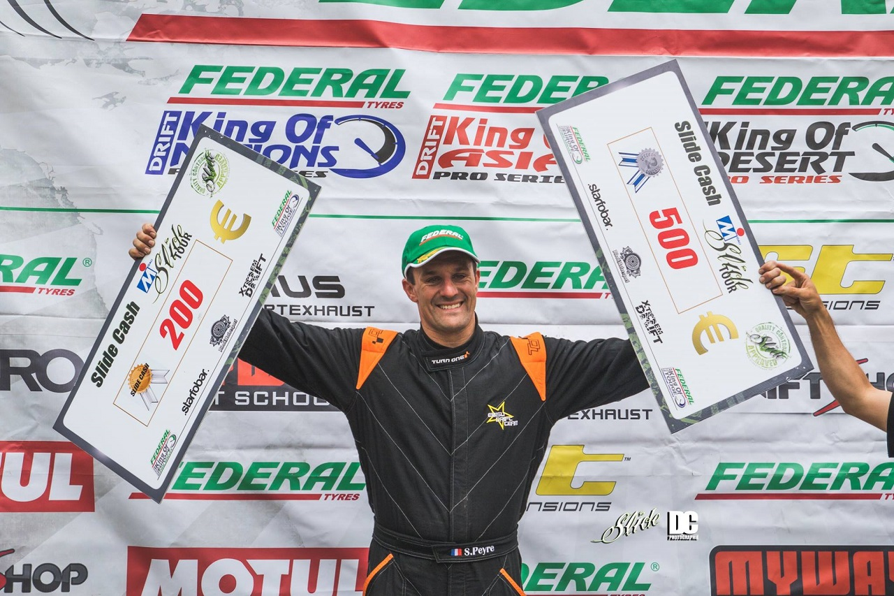 Midali Slide Tour RD.2 & King of Touge RD. 1 - Montée en puissance ! 10