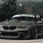 BMW F22 Eurofighter - En Kevlar mon pote !