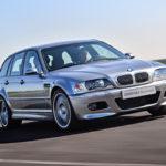 BMW M3 E46... touring ! Oui, elle existe...