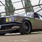 Mercedes W116 280 SE – Ol'dirty bastard !