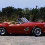 Ferrari 250 GT California SWB… Chef d'oeuvre !