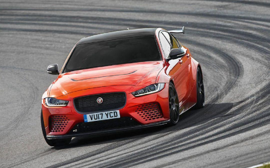 Jaguar XE SV Project 8 – Exciting, isn't it ?